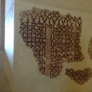 Moorish inspired geometric wall decorations