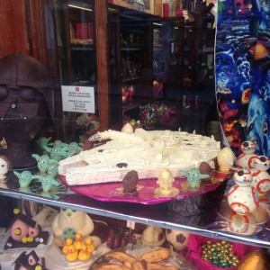 Star war pastries