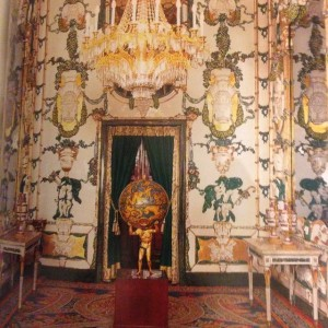 Porcelain room
