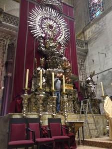 silver side altars
