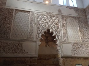 one of oldest synagogues in Spain