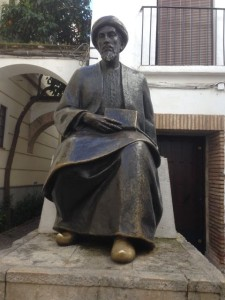 statue of Meimonides