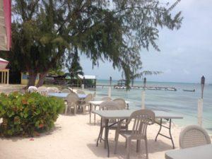 Anagada beach bars