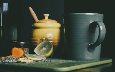 This Healing Tea Supports A Fit, Lean & Healthy Tummy