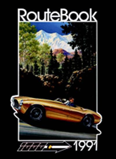 1991 Colorado Grand Route Book