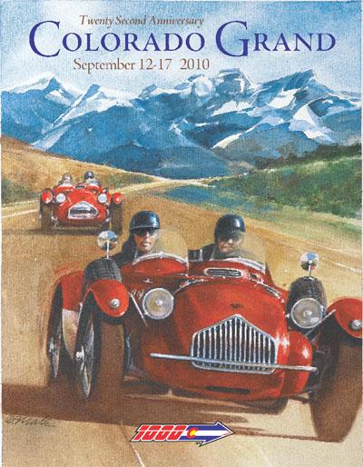 2010 Colorado Grand Route Book