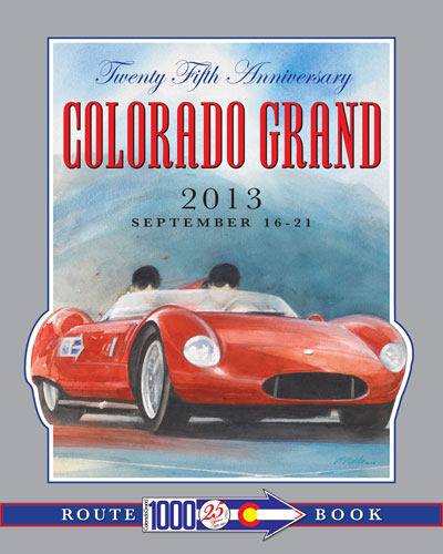 2013 Colorado Grand Route Book