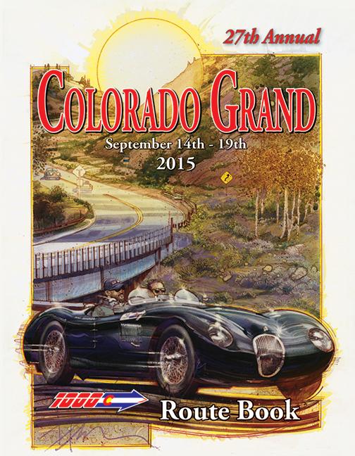 2015 Colorado Grand Route Book