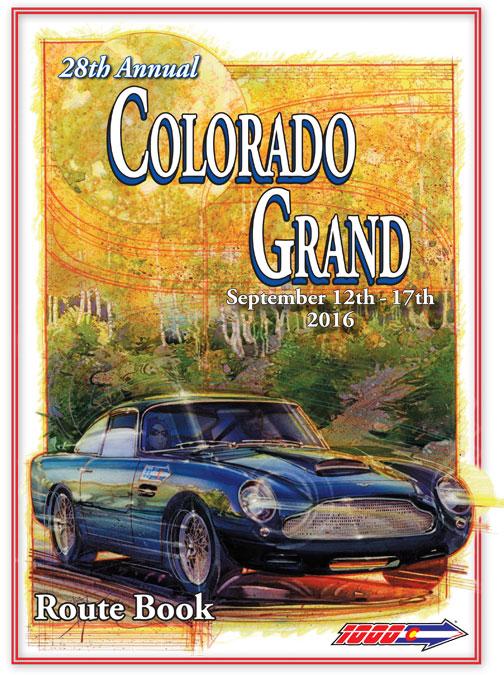2016 Colorado Grand Route Book