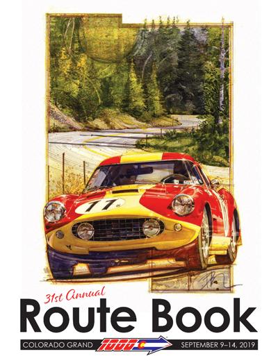 2019 Colorado Grand Route Book