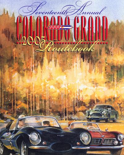 2005 Colorado Grand Route Book