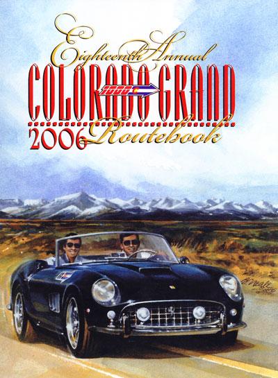2006 Colorado Grand Route Book