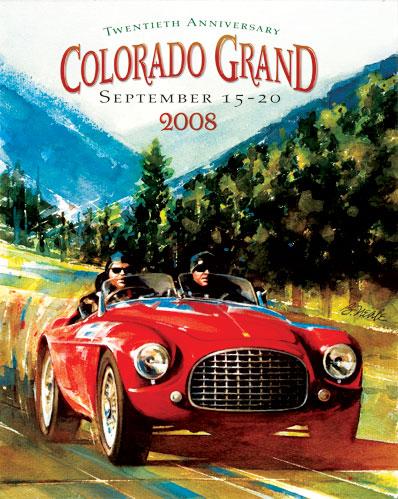 2008 Colorado Grand Route Book