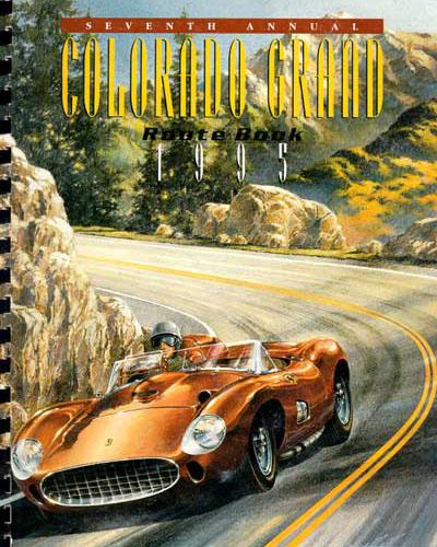 1995 Colorado Grand Route Book
