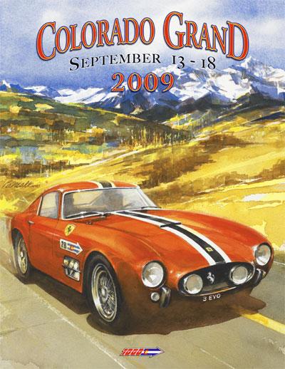 2009 Colorado Grand Route Book