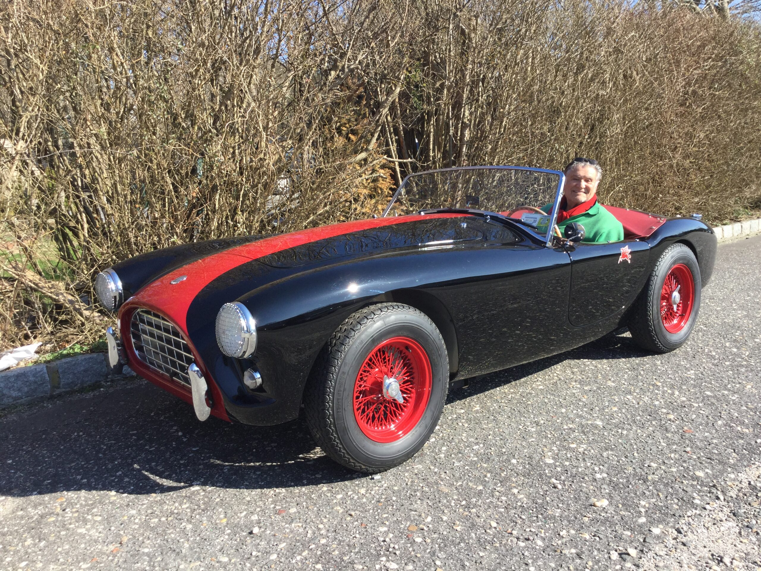 1960 AC Ace Bristol