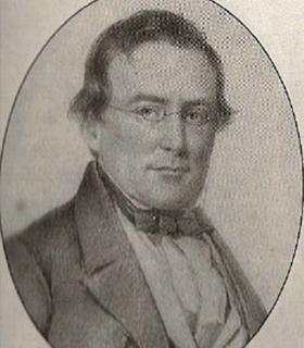 Benjamin Franklin Bache portrait