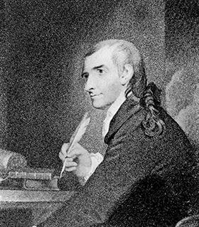 Francis Hopkinson portrait