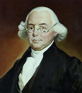 James Wilson portrait