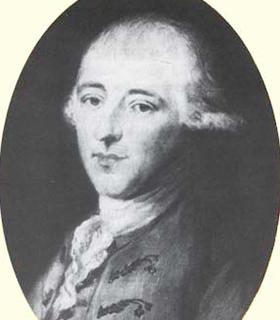 Pierce Butler portrait