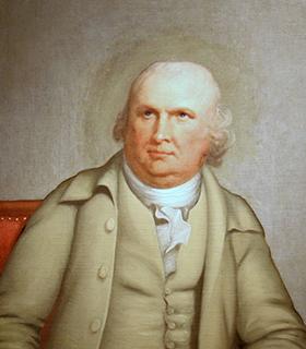 Robert Morris portrait