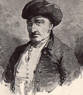 Samuel Blodget portrait