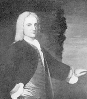 Thomas Hopkinson portrait