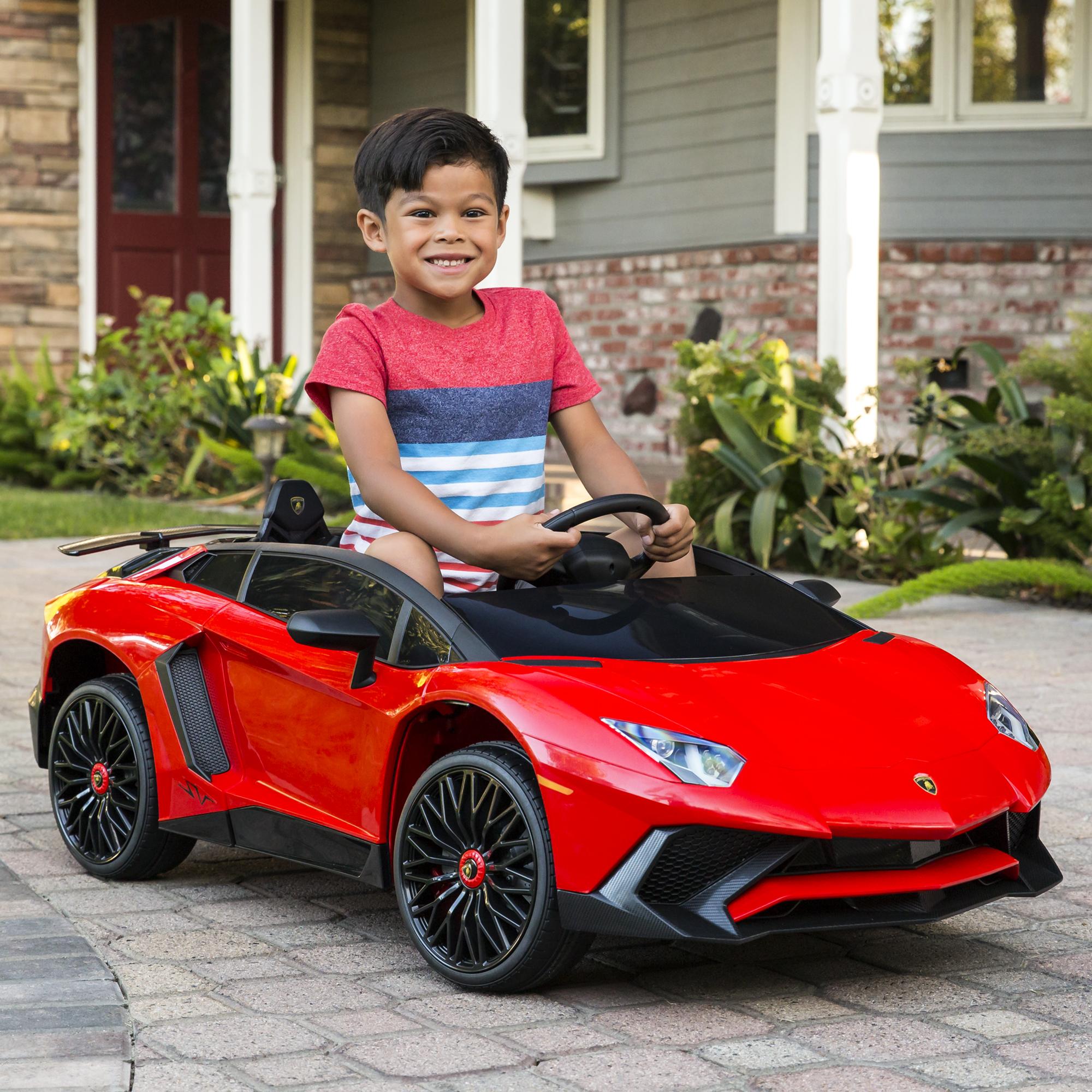 Kids Lamborghini Gala Raffle Item