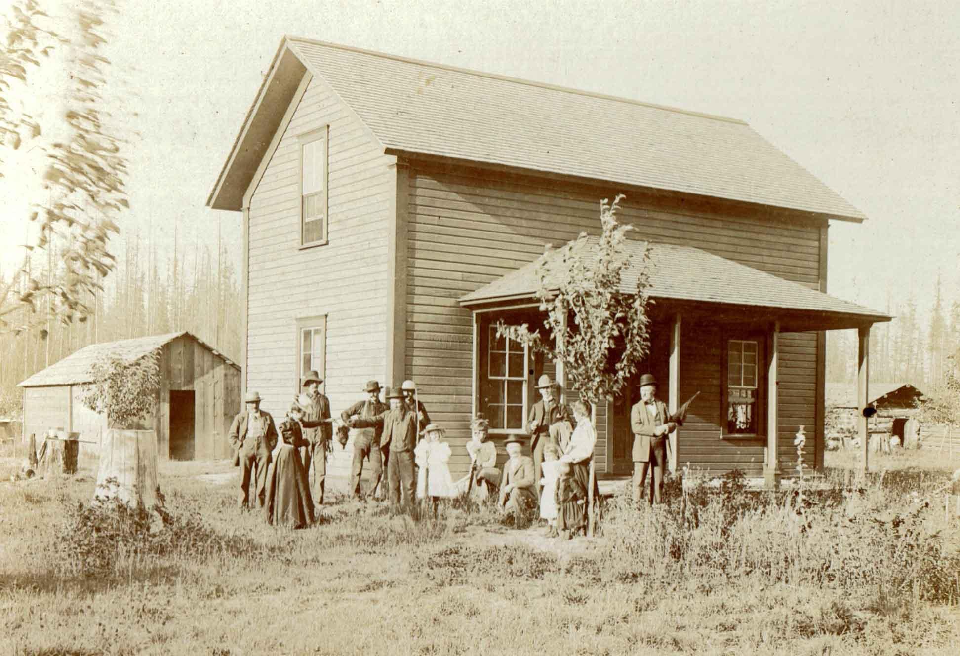 The Tilted Barn - Elsasser Family Homestead