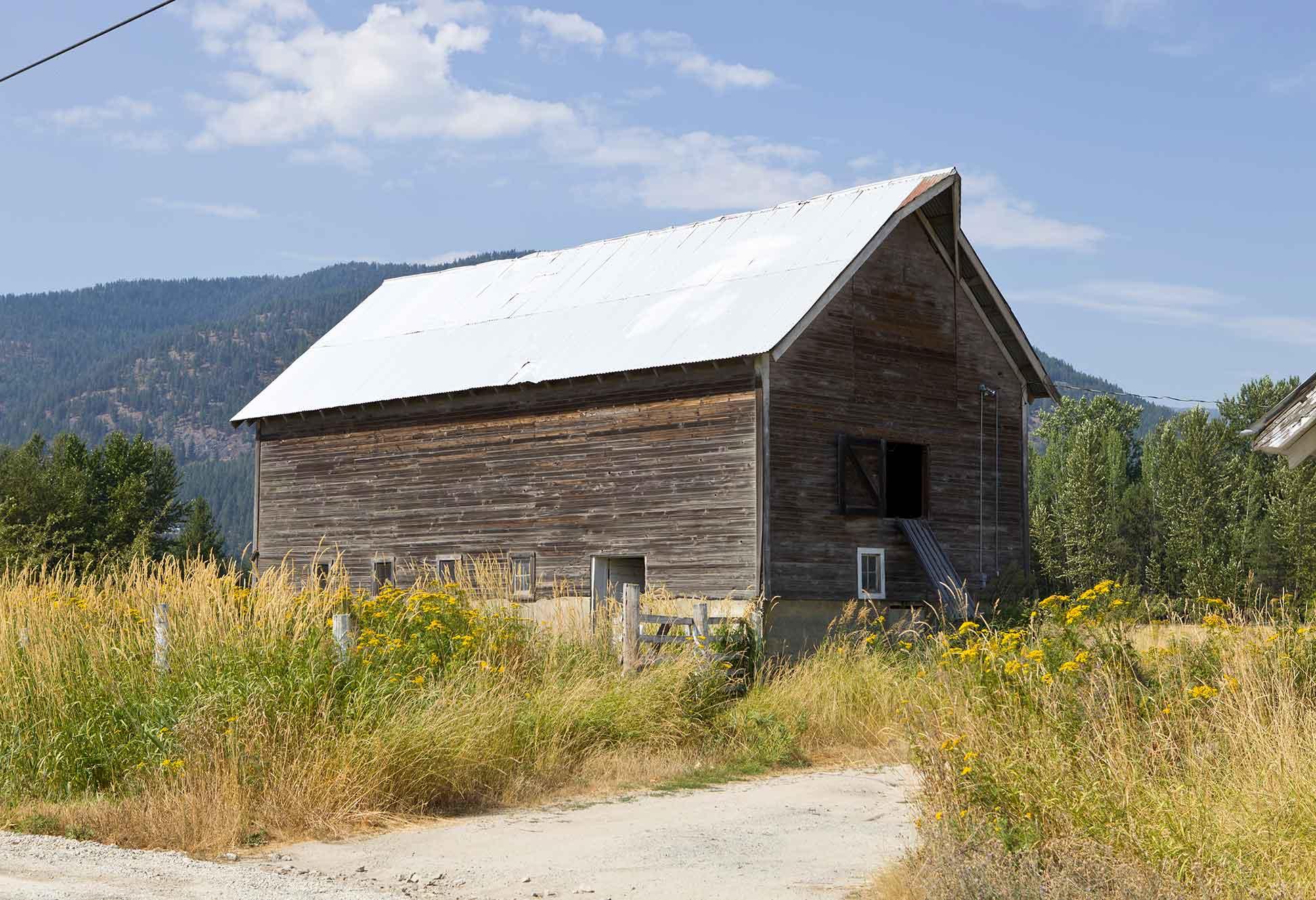 The Tilted Barn - Elsasser Barn