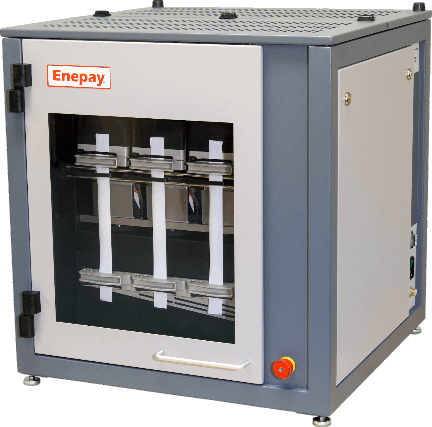Enepay hot tack and heat seal test instrument for packaging film