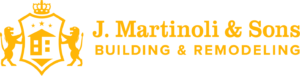 Orange-Yellow J Martinoil & Sons Logo RGB
