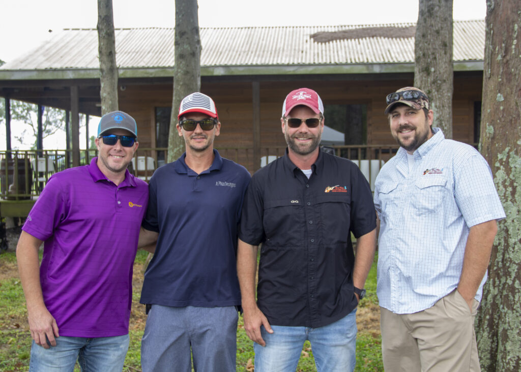 Winners of our 2020 Clays for a Cause tournament