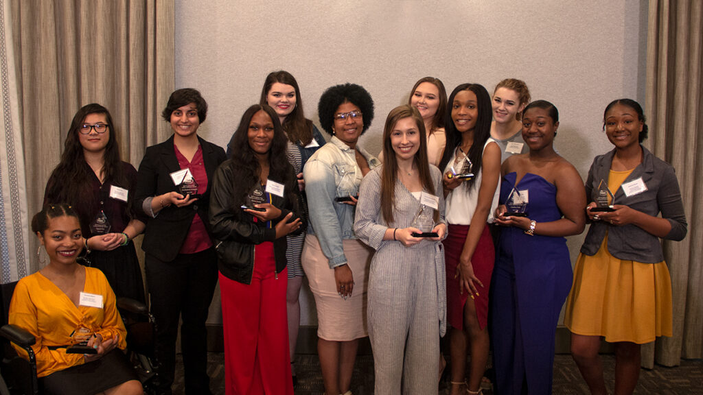 Recipients of our Neighbors Way Tuition Assistance Awards