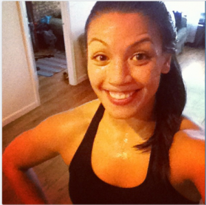 Just finished Insanity!