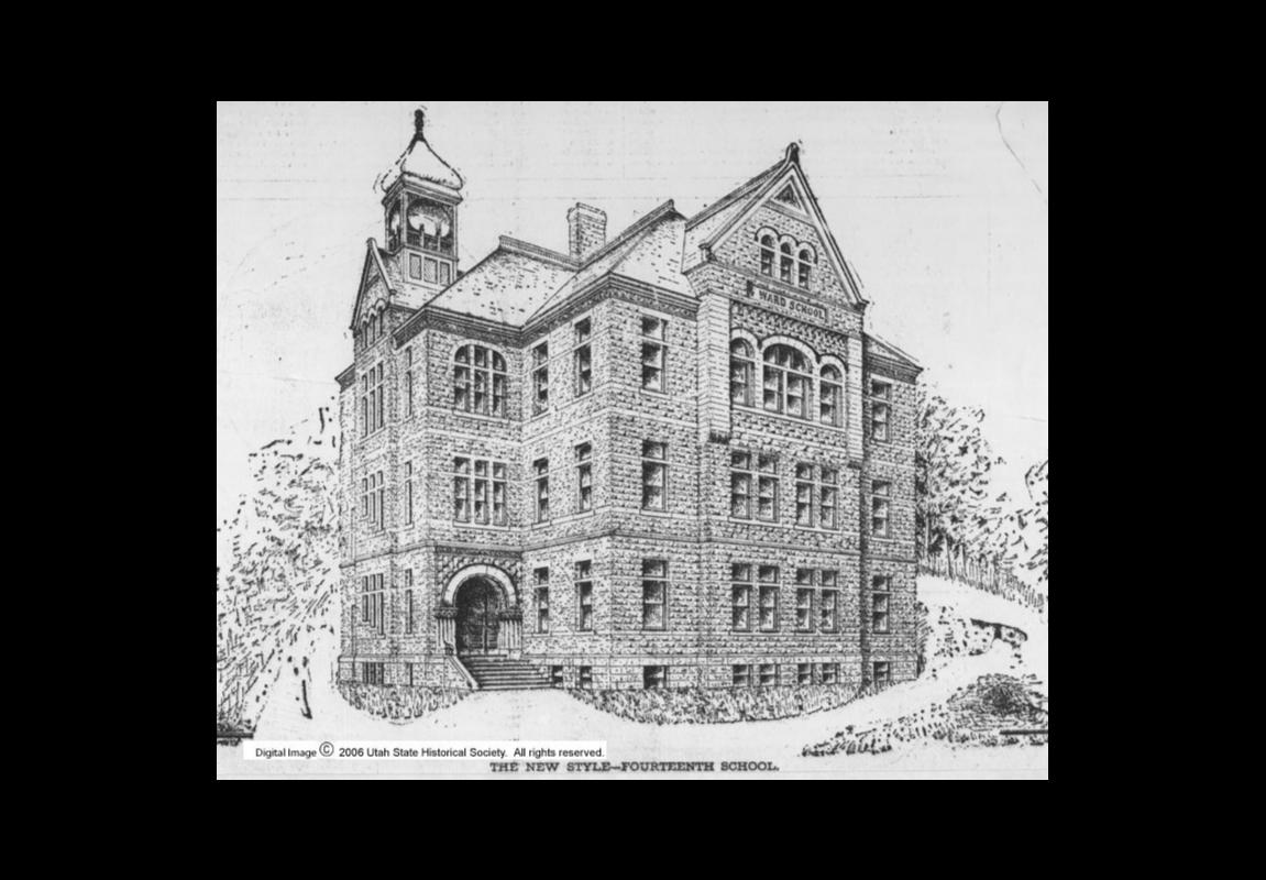 Establishment of Salt Lake High