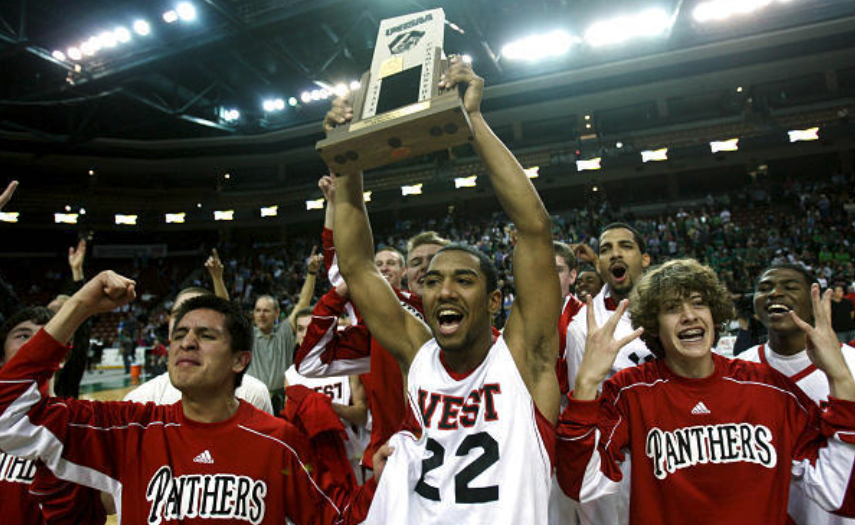 West Upsets Provo to Claim First Basketball Championship in 34 Years
