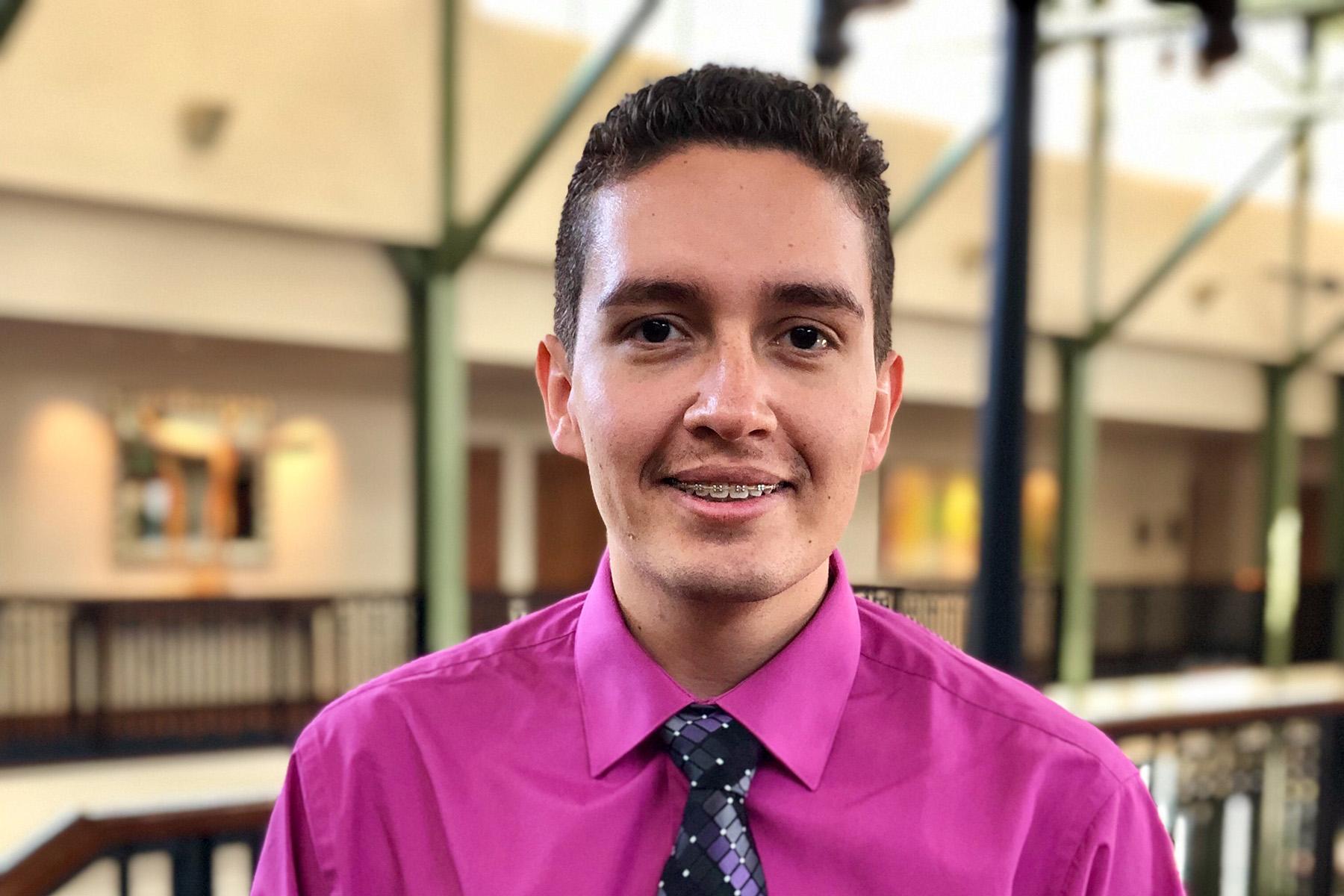 WHAA Scholarship Recipient Highlight: Jose Eduardo Morales-Diaz