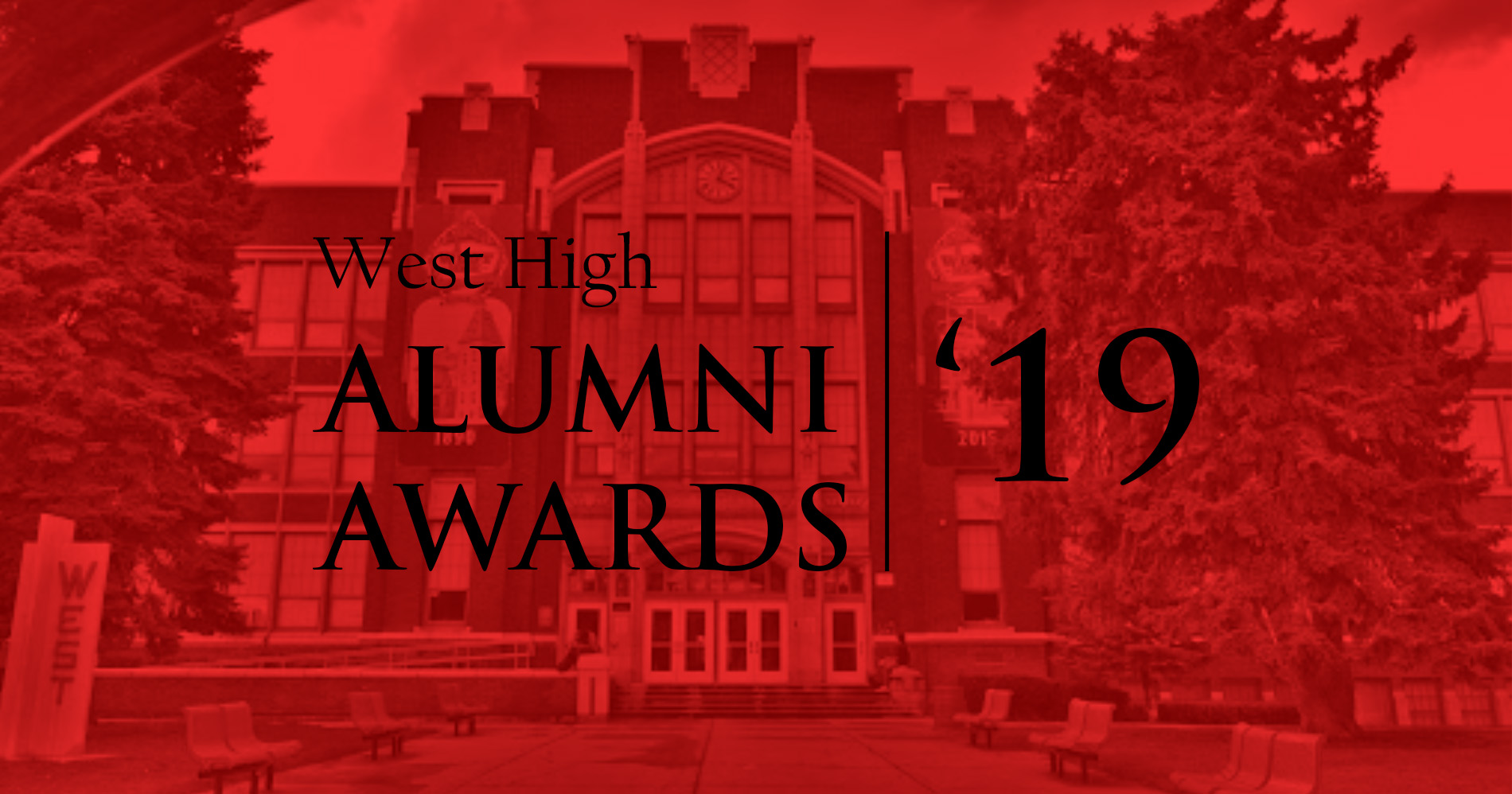Nomination Deadline for 2019 West High Alumni Awards extended to April 5