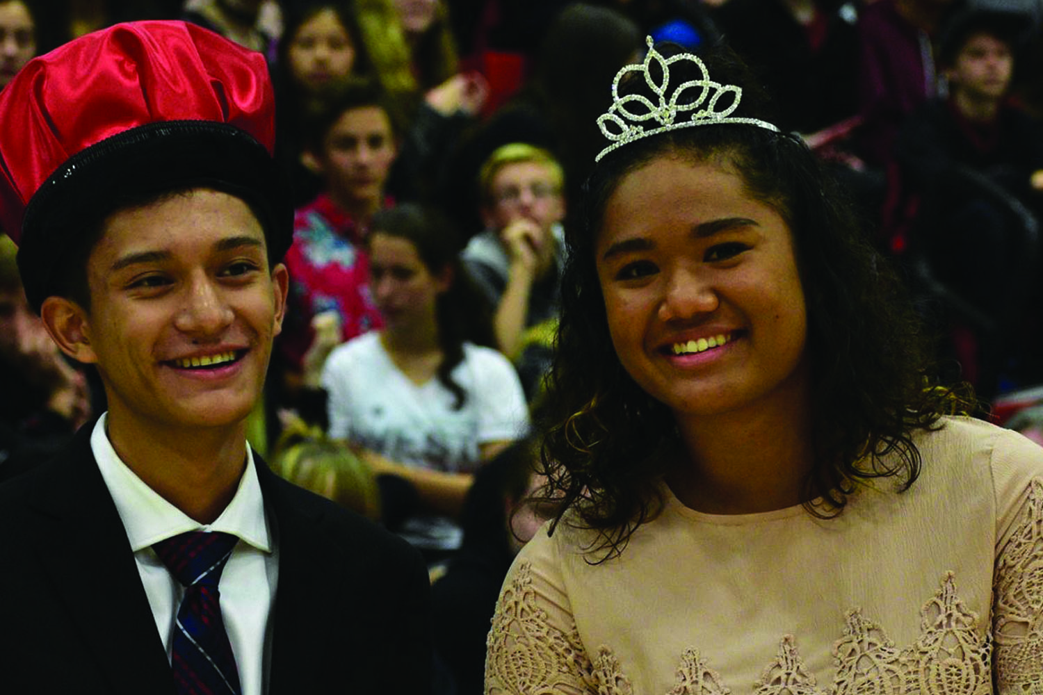 Now Accepting Applications for the 2019 West High Homecoming Royalty Court