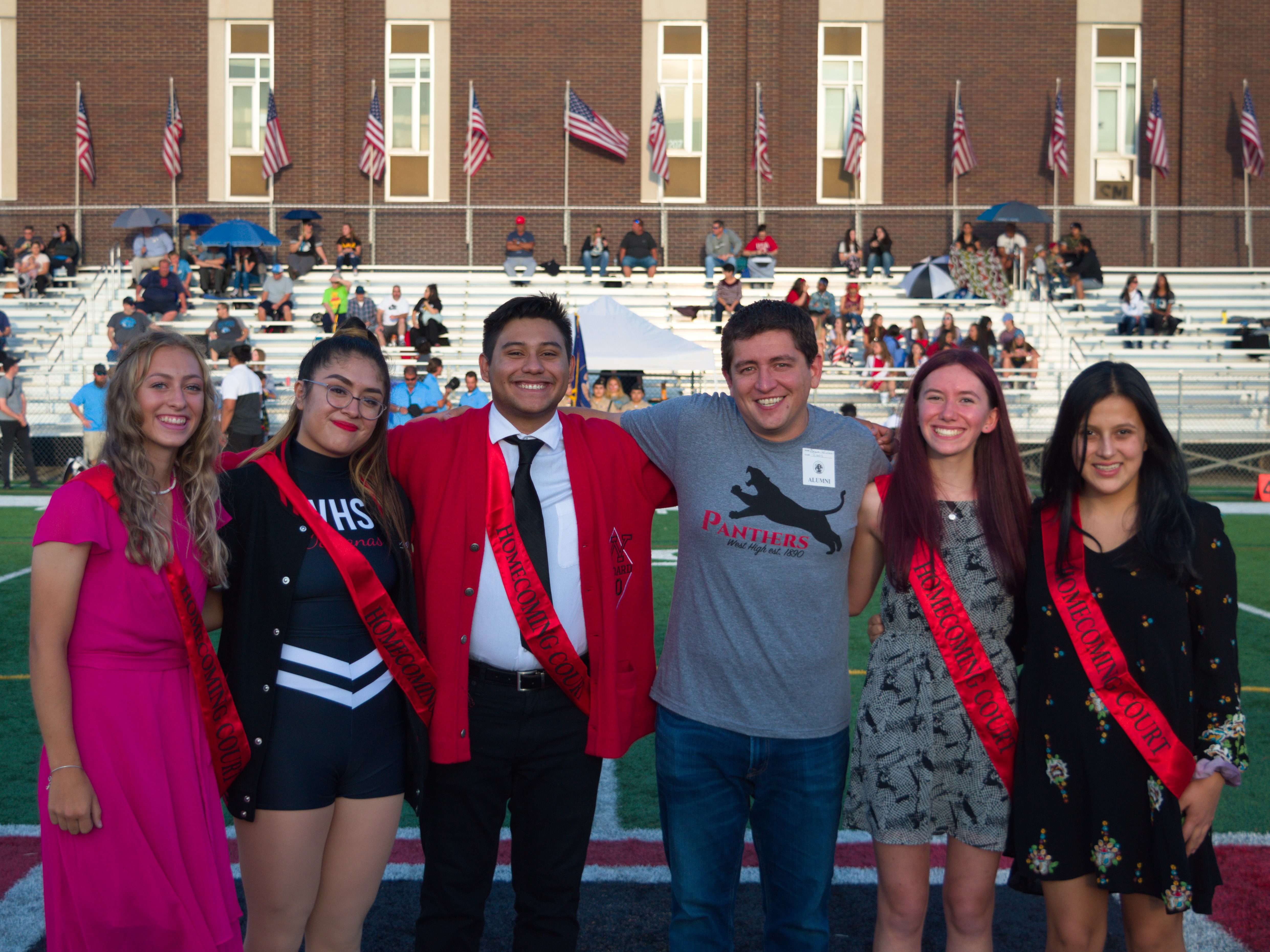 2019 Homecoming Royalty Court Announced