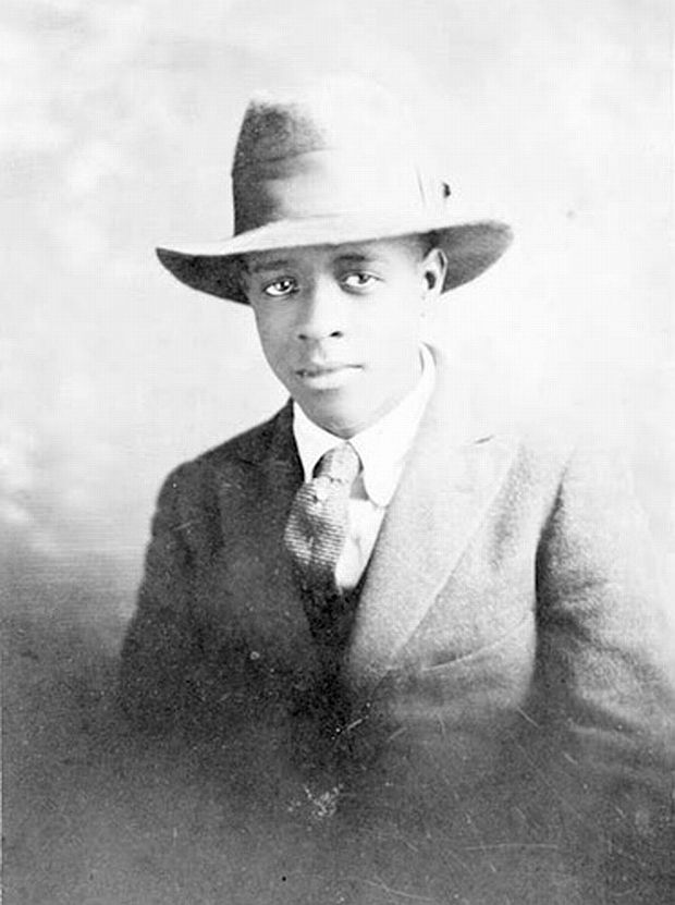 Black History Month: Wallace Henry Thurman