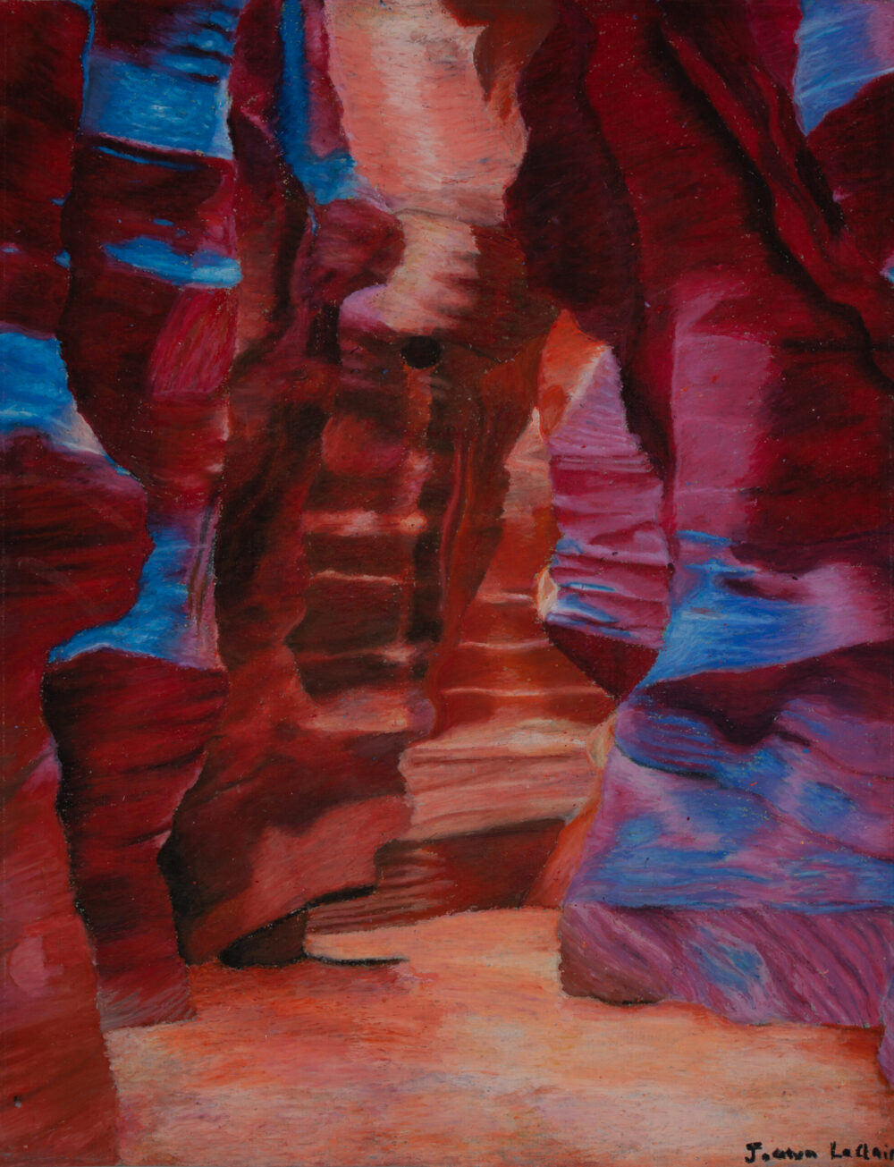 Antelope Canyon Original