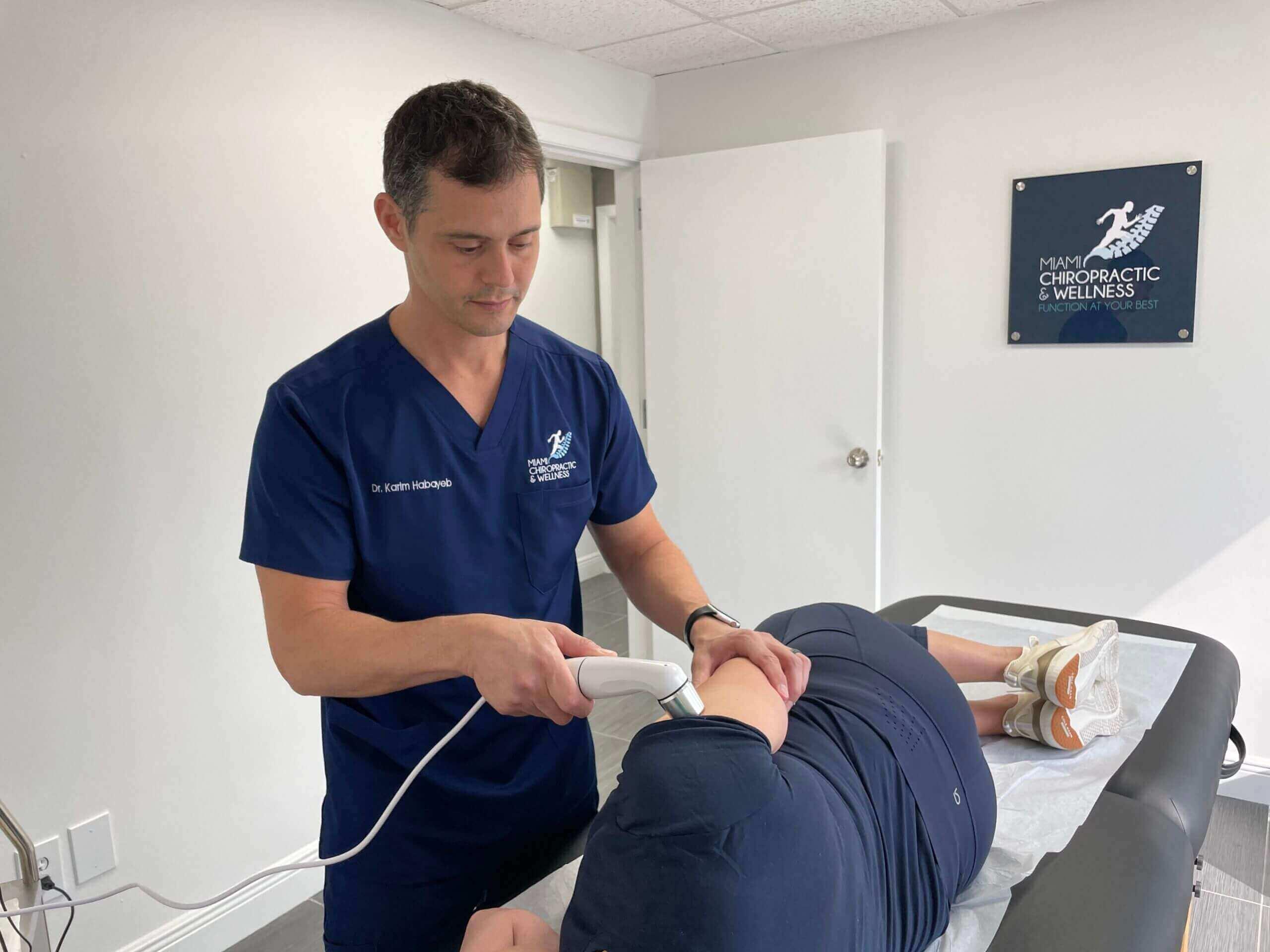 Miami Chiropractic Wellness - Ultrasound
