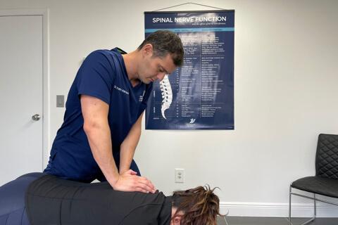 MCW - Services Chiropractic Adjustments