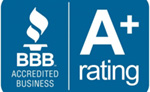 Double A Plumbing BBB A+ rating
