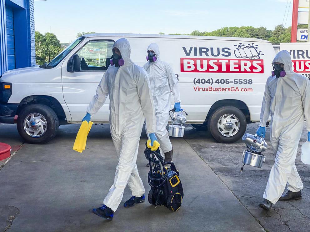 Virus Busters