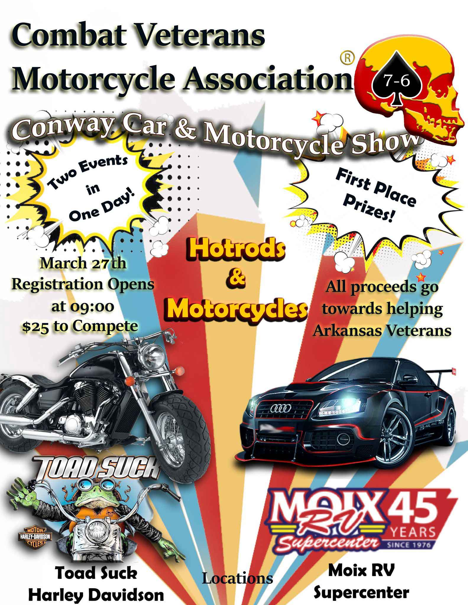 Conway Car and Bike Show