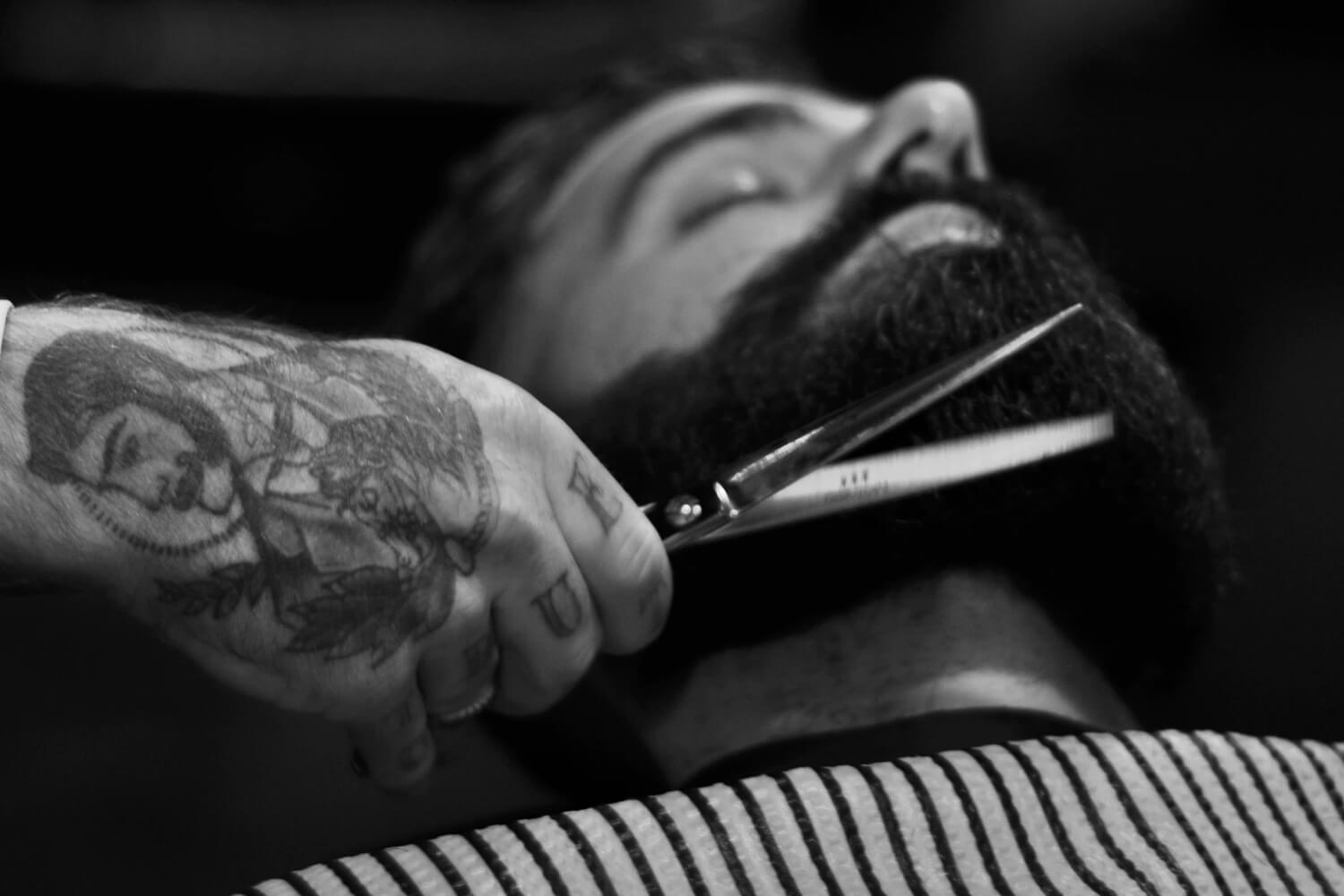 Reason your Barber might want to punch you in the Face