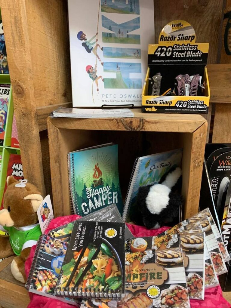 camping and hiking gifts